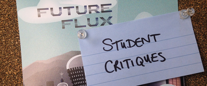 Student Critiques – Sign Up Now!