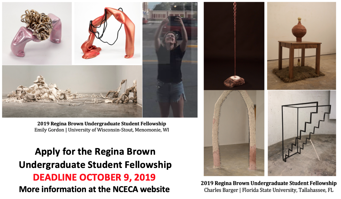 2020 Regina Brown Undergraduate Student Fellowship