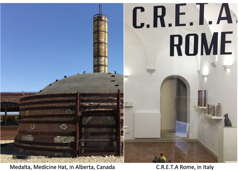 2020 International Residency!!! NCECA Partnership for Artist in Residence Programs in Canada and Italy