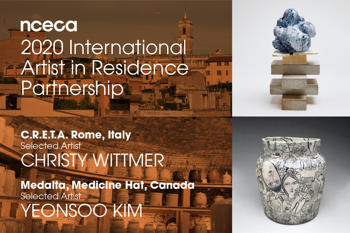International Artist in Residence NCECA Partnership Awards