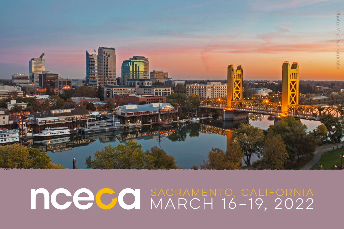 Sacramento will host the 2022 Conference of NCECA! Welcome Nancy Servis as our Sacramento On-Site Liason!